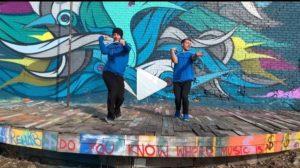 イケてるメンズのフープダンス動画 Lee Jeffries&Guapoh~男もすなるフラフープ