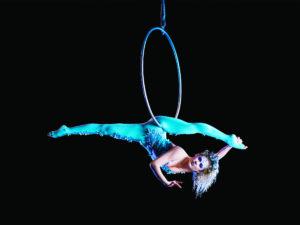 """シルクドソレイユの超凄フープアクトまとめ """"BEST OF HOOP """" Cirque du Soleil"""