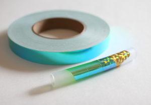デコレーションテープが計り売りになりました!&フープ用テープTipsその1~必要な長さは?ほか