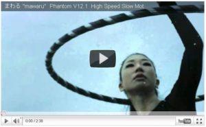 ビデオカメラ専門誌「ビデオSALON」ハイスピードカメラ検証に協力しました