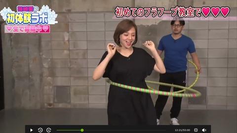 AbemaTV「篠崎愛の初体験ラボ」でした!