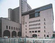 阿倍野スポーツセンター外観