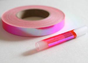 フープ用装飾テープのTipsその2~テープのダメージを防ぐには?ほか